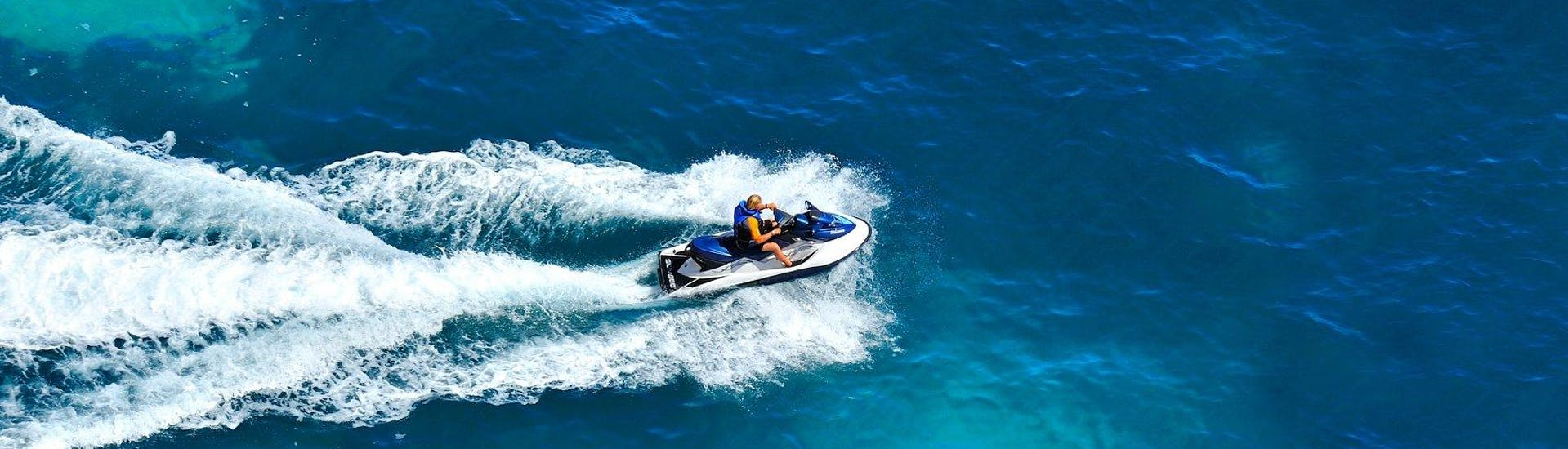 Jetski Safari to Cabo Home & Toralla from Vigo with CiesJet Vigo - Hero image