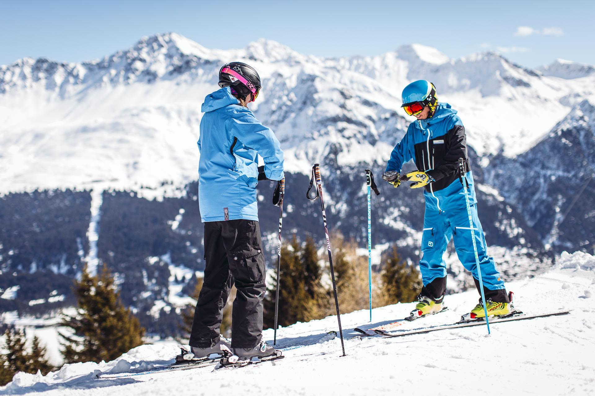 Skilessen voor volwassenen vanaf 18 jaar - licht gevorderd