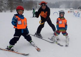 Ski Lessons for Kids (from 12 years) - All Levels