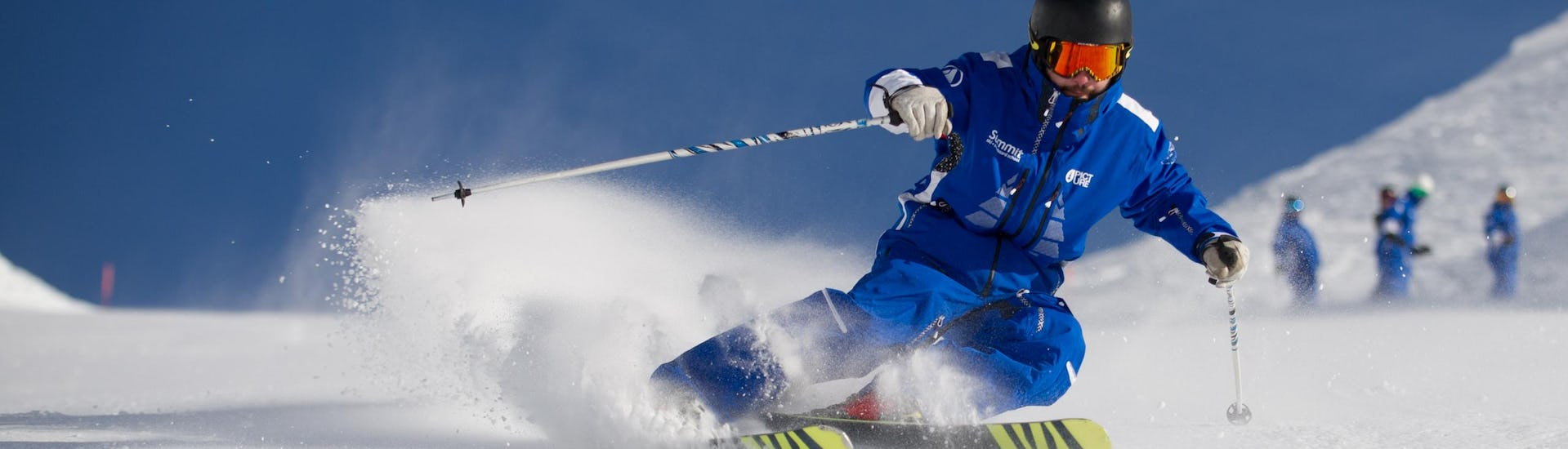 Adult Private Ski Lessons - All Levels - Afternoon