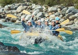 Rafting sportif à Vocca - Sesia