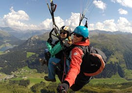 Classic Tandem Paragliding in Davos