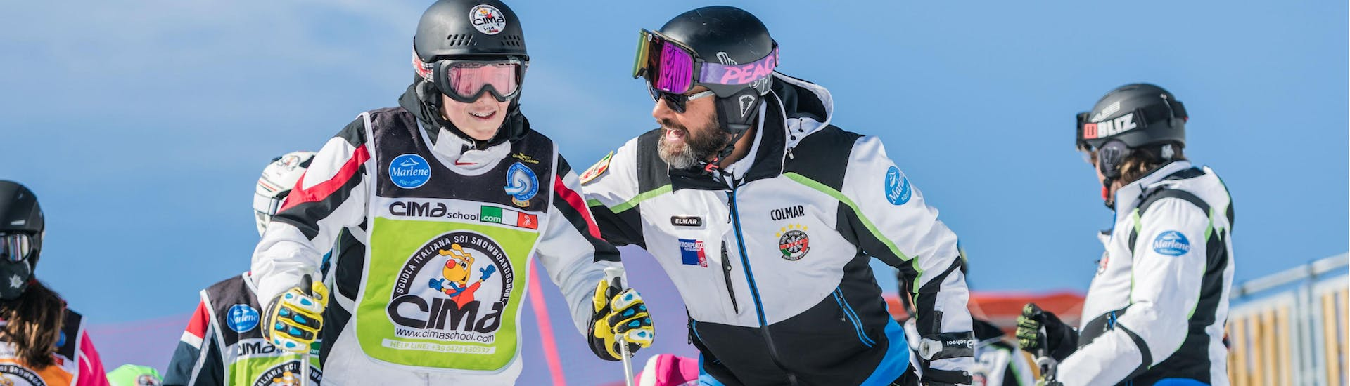 """Ski Lessons """"All in One"""" for Youngsters - Half Day"""