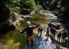 """Canyoning """"Jump'n Fun"""" for Beginners"""