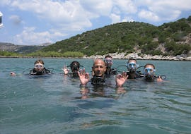 Discover Scuba Diving near Athens for your First Diving Experience