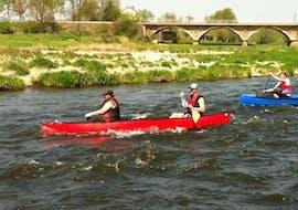 """Canoe & Kajak """"Short Tour"""" from Leisnig - Freiberger Mulde"""