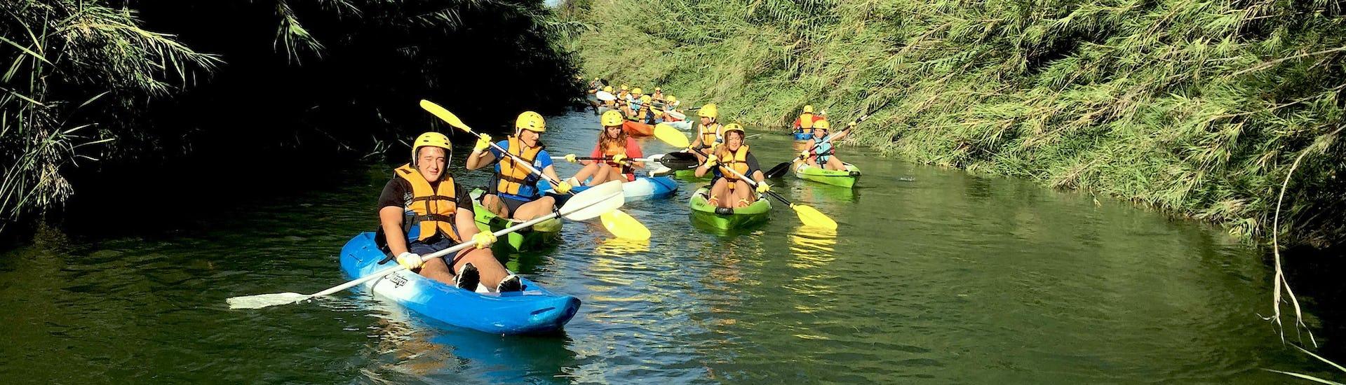 Kayak Tour- Río Turia