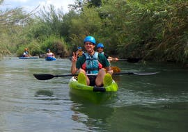 Kayak Lessons for Beginners - Río Turia