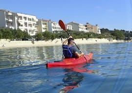 Kayak Tour on the Makarska Riviera (min. 2 people) with Butterfly Diving & Sailing Makarska