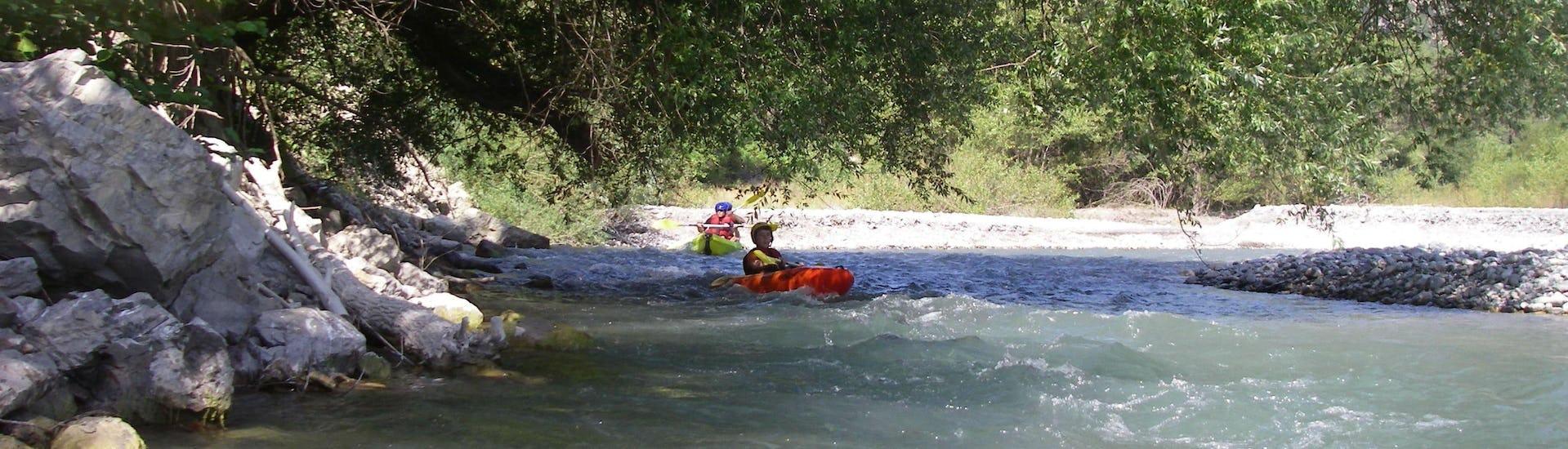 "Kayak ""Discovery"" 10km - Var"
