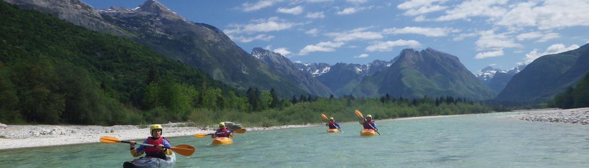 Guided Kayak Tour - Soča