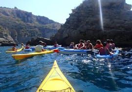 Sea Kayak Tour View of Amalfi Coast - Crapolla Fjord