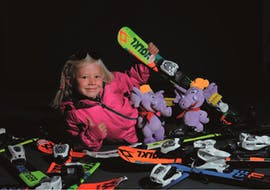 Kids Ski Lessons (from 4 y.) for Skiers with Experience