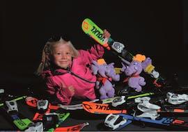 Skilessen voor kinderen vanaf 4 jaar - ervaren met Otto's Skischule - Katschberg