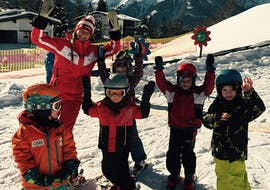 Kids Ski Lessons (5-14 y.) for all Levels - Full-Day