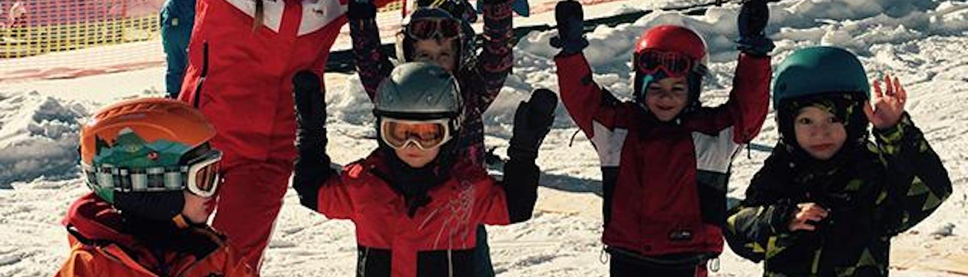"""Skikurs """"Ganztags"""" für Kinder (3-14 Jahre) - Alle Levels"""