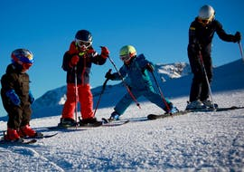 """Private Ski Lessons for Kids of All Levels """"Morning"""" with PassionSki - St. Moritz"""