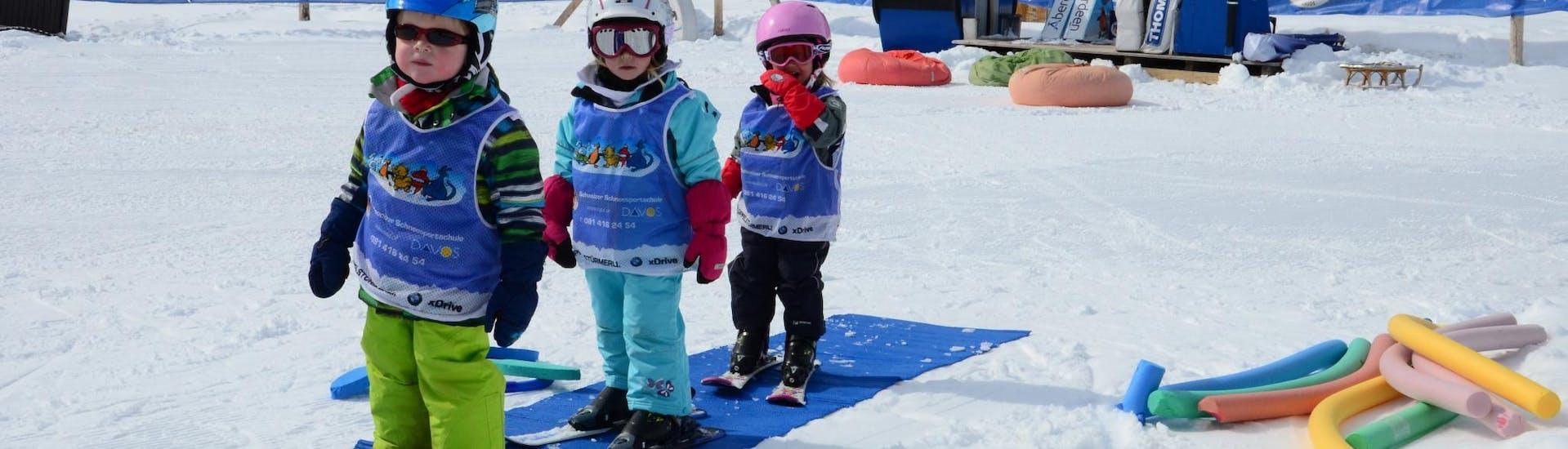 "Kids Ski Lessons ""Bolgen"" (8-12 y.) for Advanced Skiers"