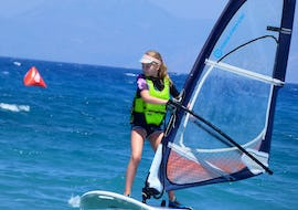Private Windsurfing Lessons for Kids & Adults - Beginners