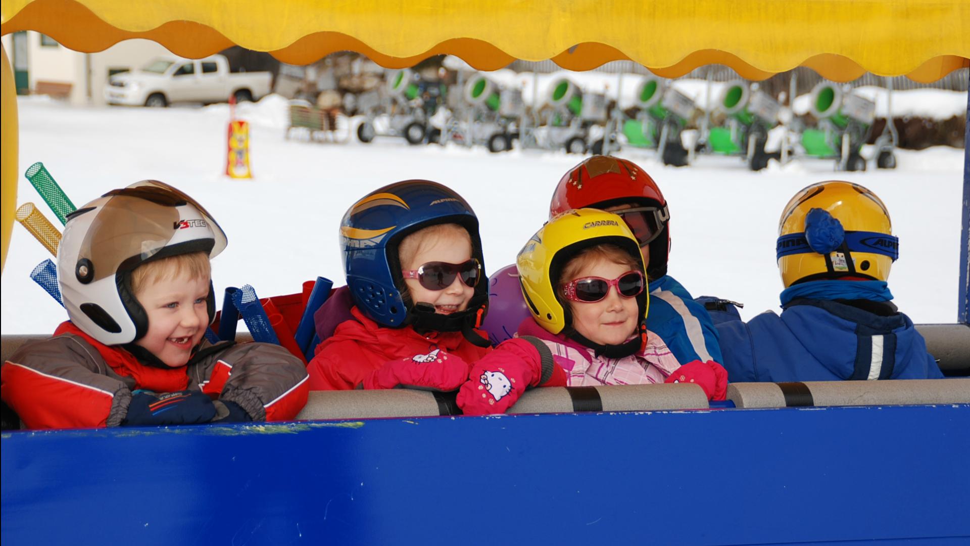 "Skilessen ""Mini Club"" (2,5-4 jaar) - Beginners"