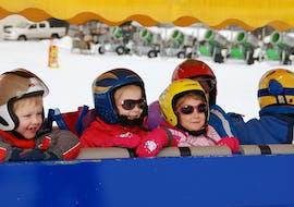 """Skilessen """" Murmis Mini Club"""" (2,5-4 jaar) voor Beginners met Skischule Kirchdorf"""
