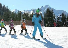 Kids Ski Lessons (4-6 years)