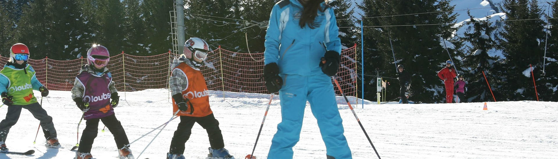 Kids Ski Lessons (4-6 years)