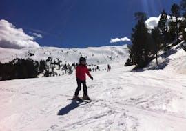 Clases Particulares de Esquí para Niños (a partir de 4 años)