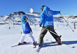 Ski Instructor Private for Kids (3-6 years) - First Timer
