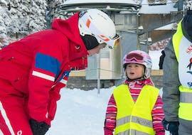 Privé skilessen voor kinderen voor alle niveaus met Ski School Total Fügen Hochfügen