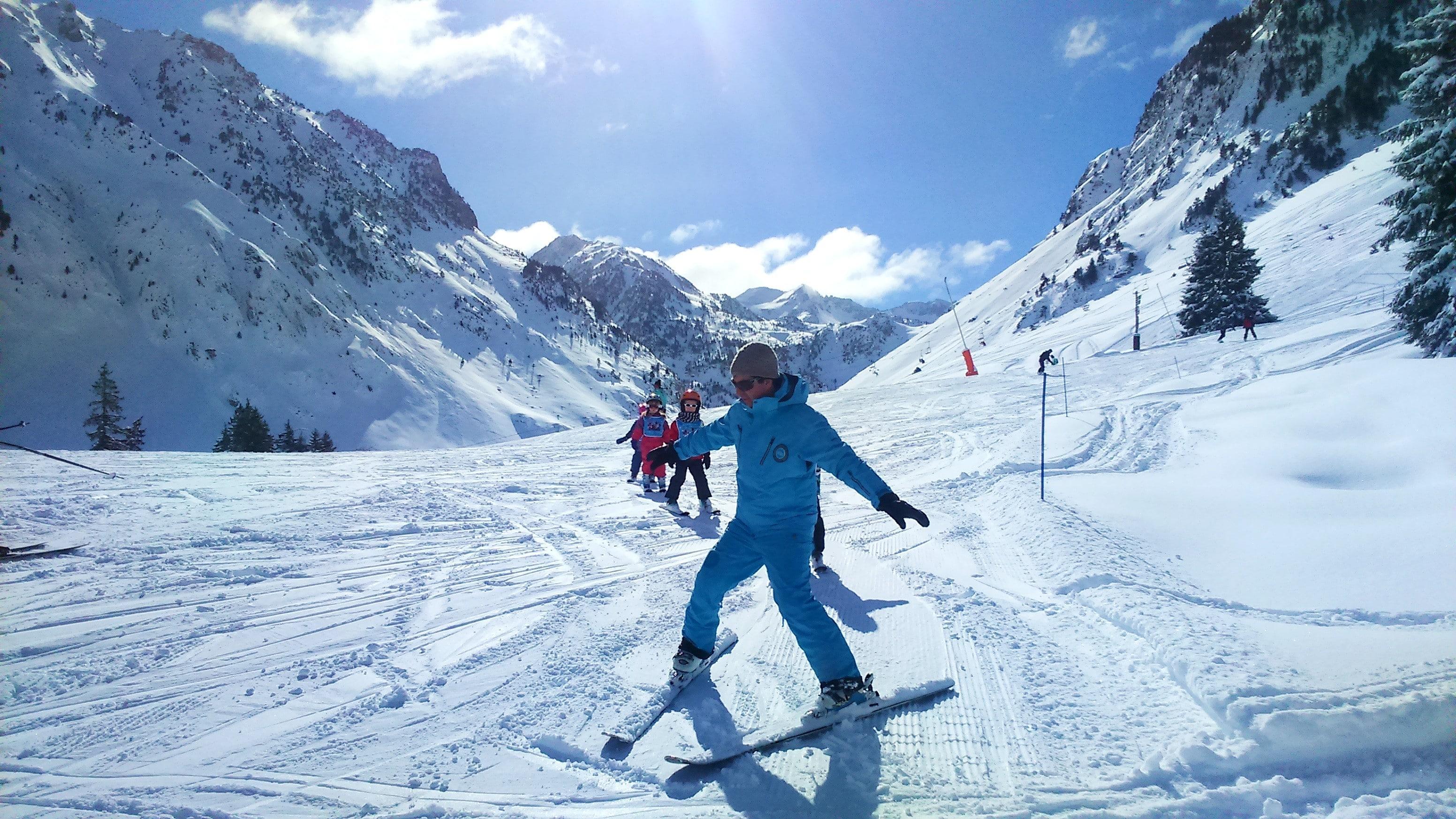 Cours de ski pour Enfants (3-11 ans) - Vacances - Après-midi