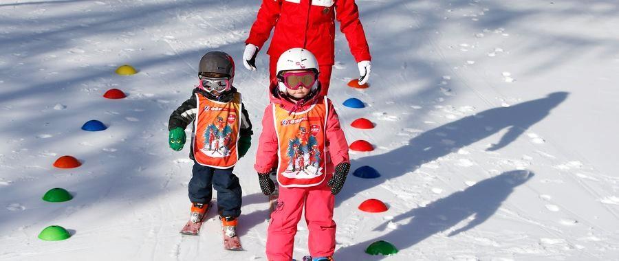 Premier Cours de ski Enfants (3-12 ans)