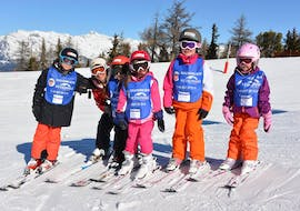 Kids Ski Lessons (3-15 y.) for All Levels on Wednesdays