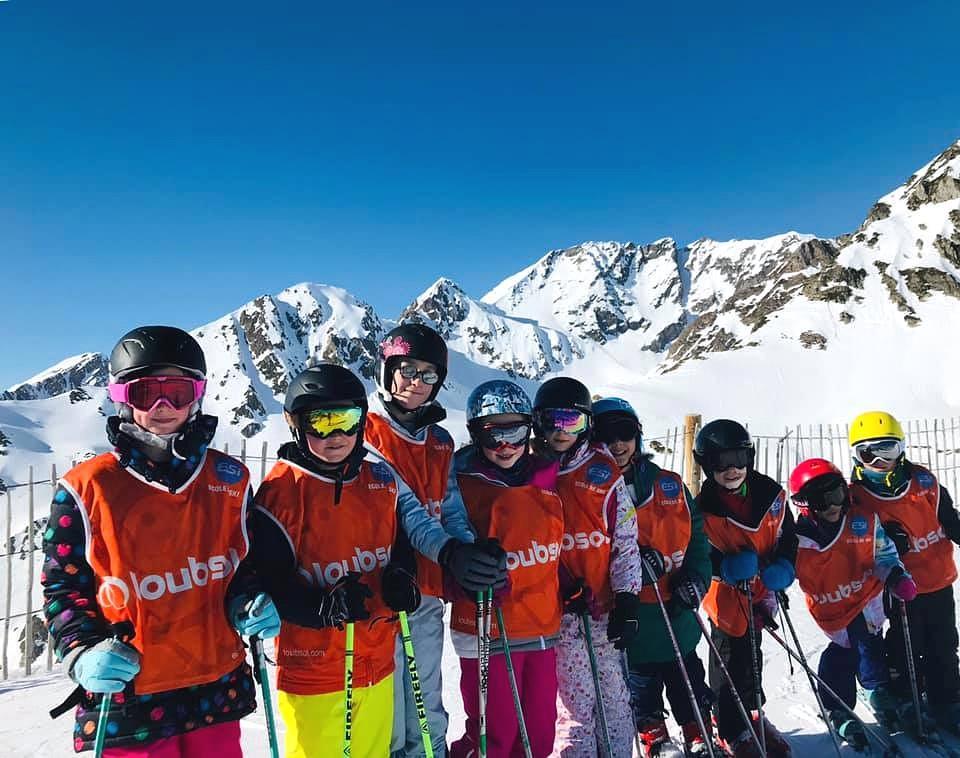 Cours de ski pour Enfants (3-15 ans) - Week-end