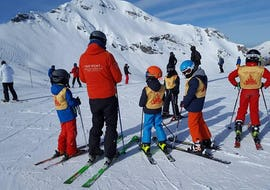 Ski Lessons for Kids (3-16 years) - All Levels
