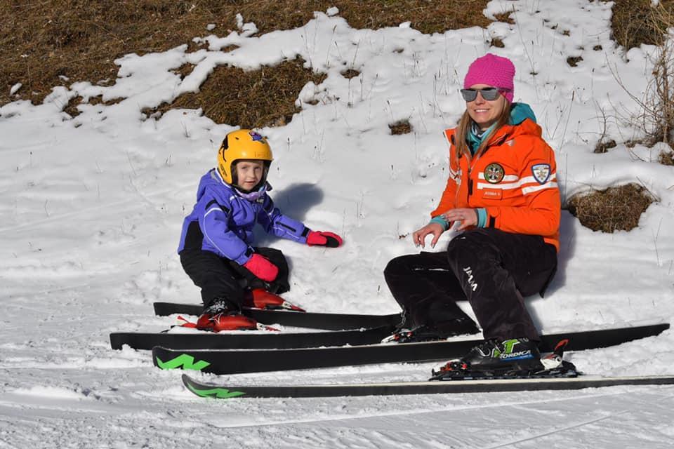 Clases de esquí para niños a partir de 3 años para todos los niveles