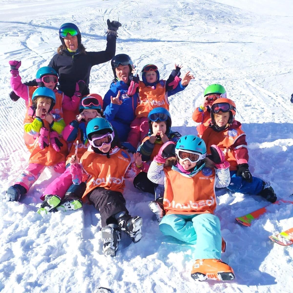 Premier Cours de ski Enfants (4-5 ans)