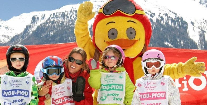 Premier Cours de ski Enfants (3-5 ans) - Basse saison