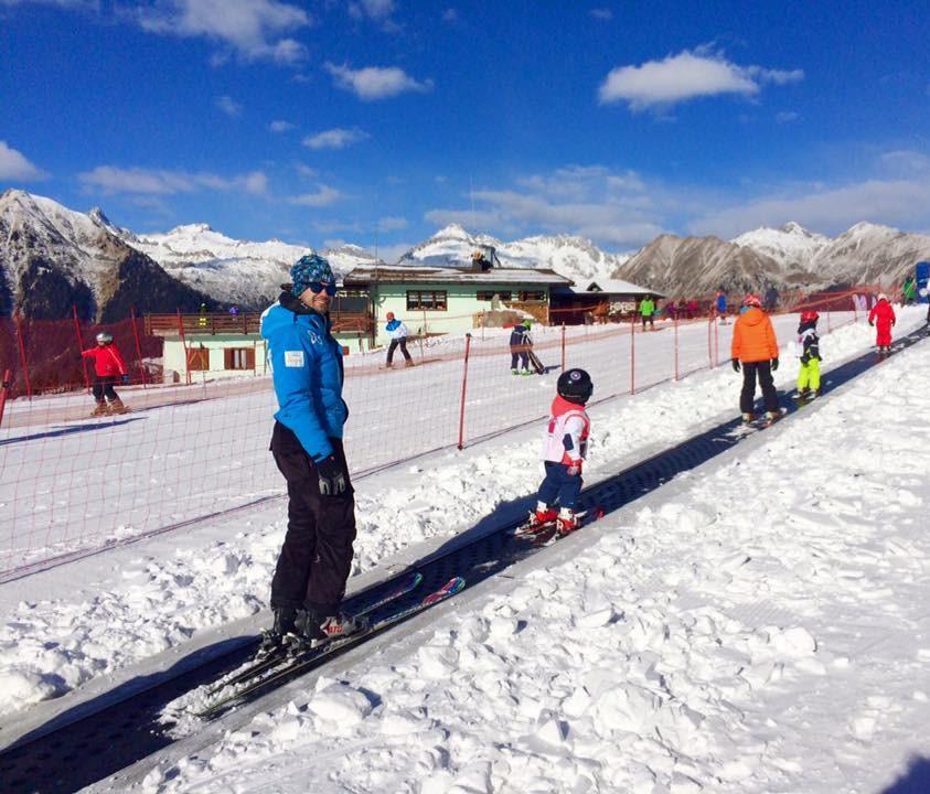 Cours de ski pour Enfants dès 3 ans - Premier cours