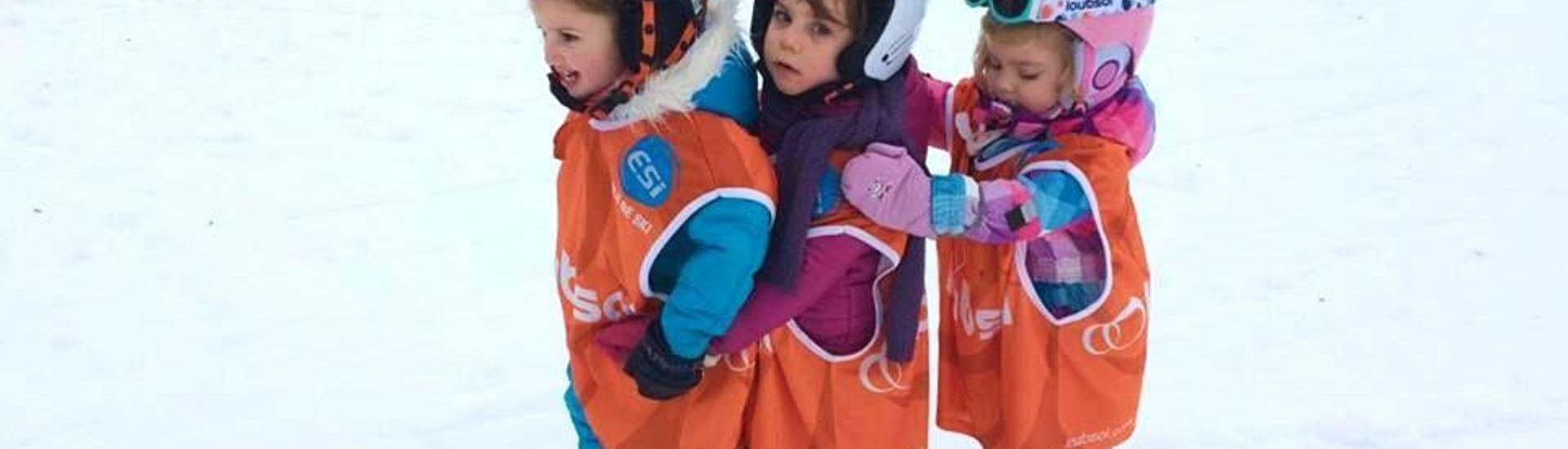 Ski Lessons for Kids (3-5 years)