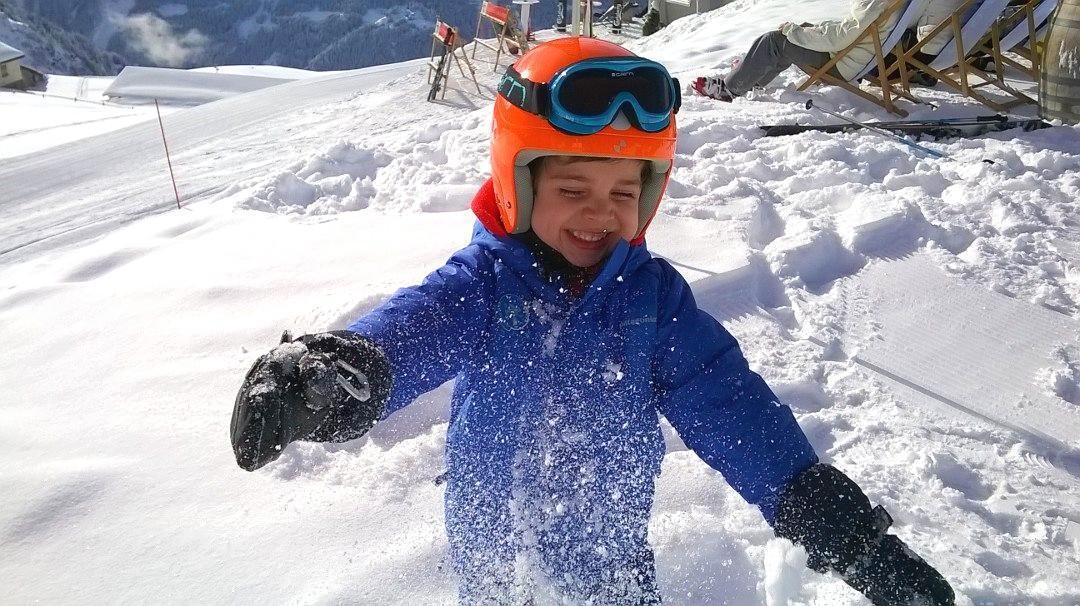 """Cours de ski Enfants """"6 Max"""" (3-5 ans)"""