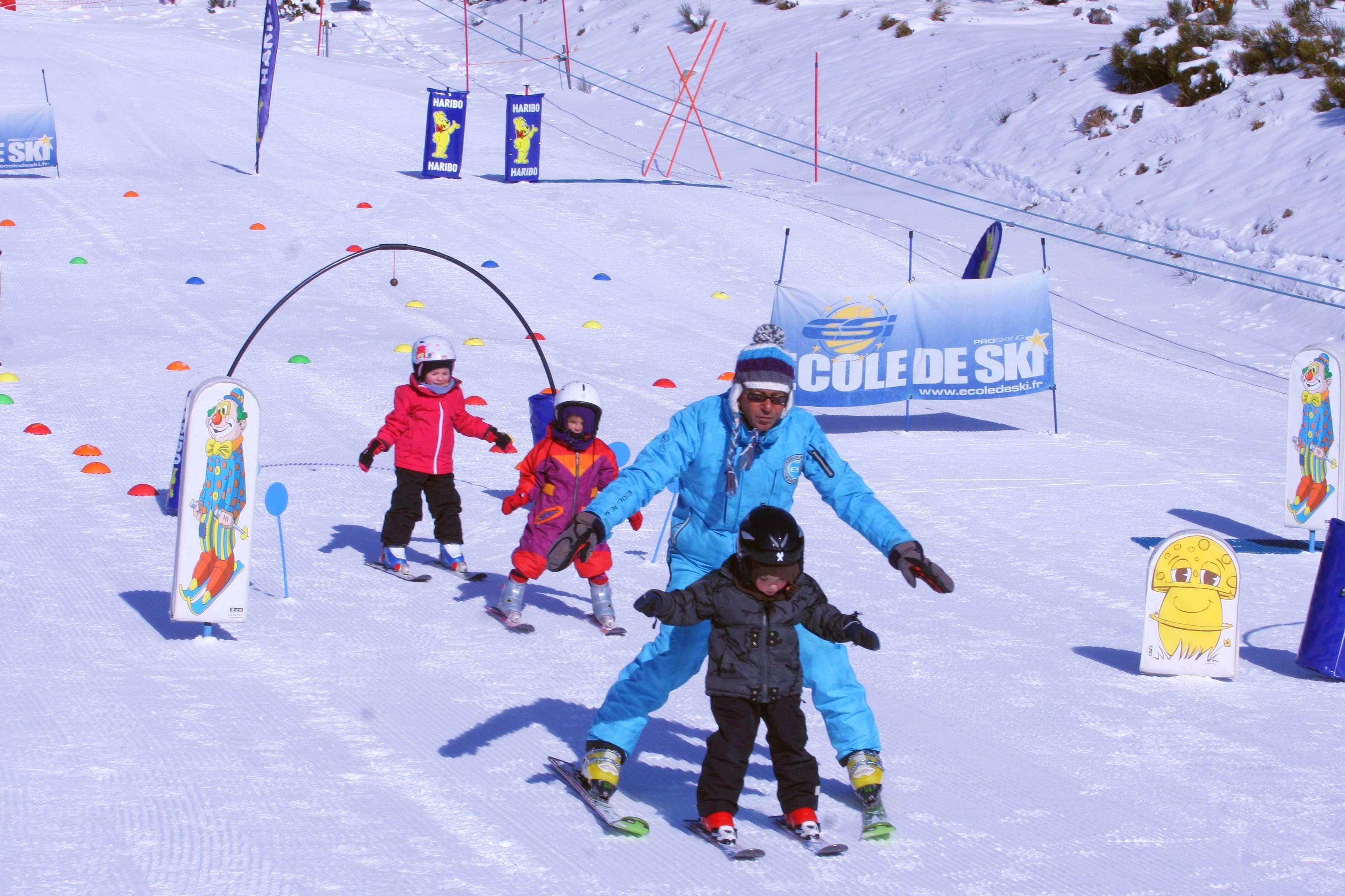 Cours de ski Enfants (3-6 ans) - Vacances - Matin