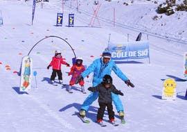 Kids Ski Lessons (3-6 years) - Holiday - Morning