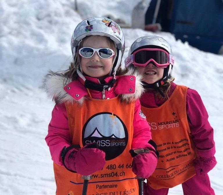 Cours de ski Enfants (3-6 ans) - Max 5 - Montana