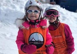 Kids Ski Lessons (3-6 years) - Max 5 - Montana