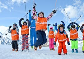 Kids Ski Lessons (4-12 y.) for All Levels - High Season