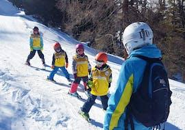 Skilessen voor kinderen vanaf 4 jaar voor alle niveaus met ESI Arc en Ciel Nendaz-Siviez