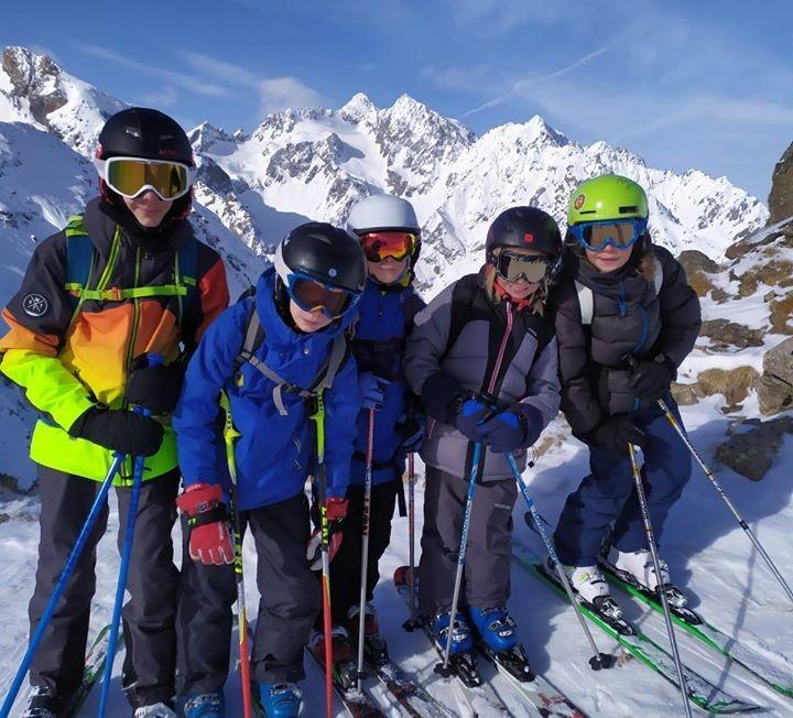 Cours de ski Enfants (4-12 ans) - Février - Midi