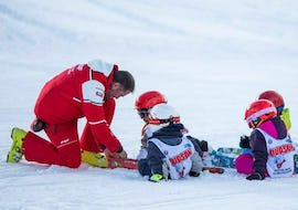 Kids Ski Lessons (4-12 years) - Low Season - Beginner