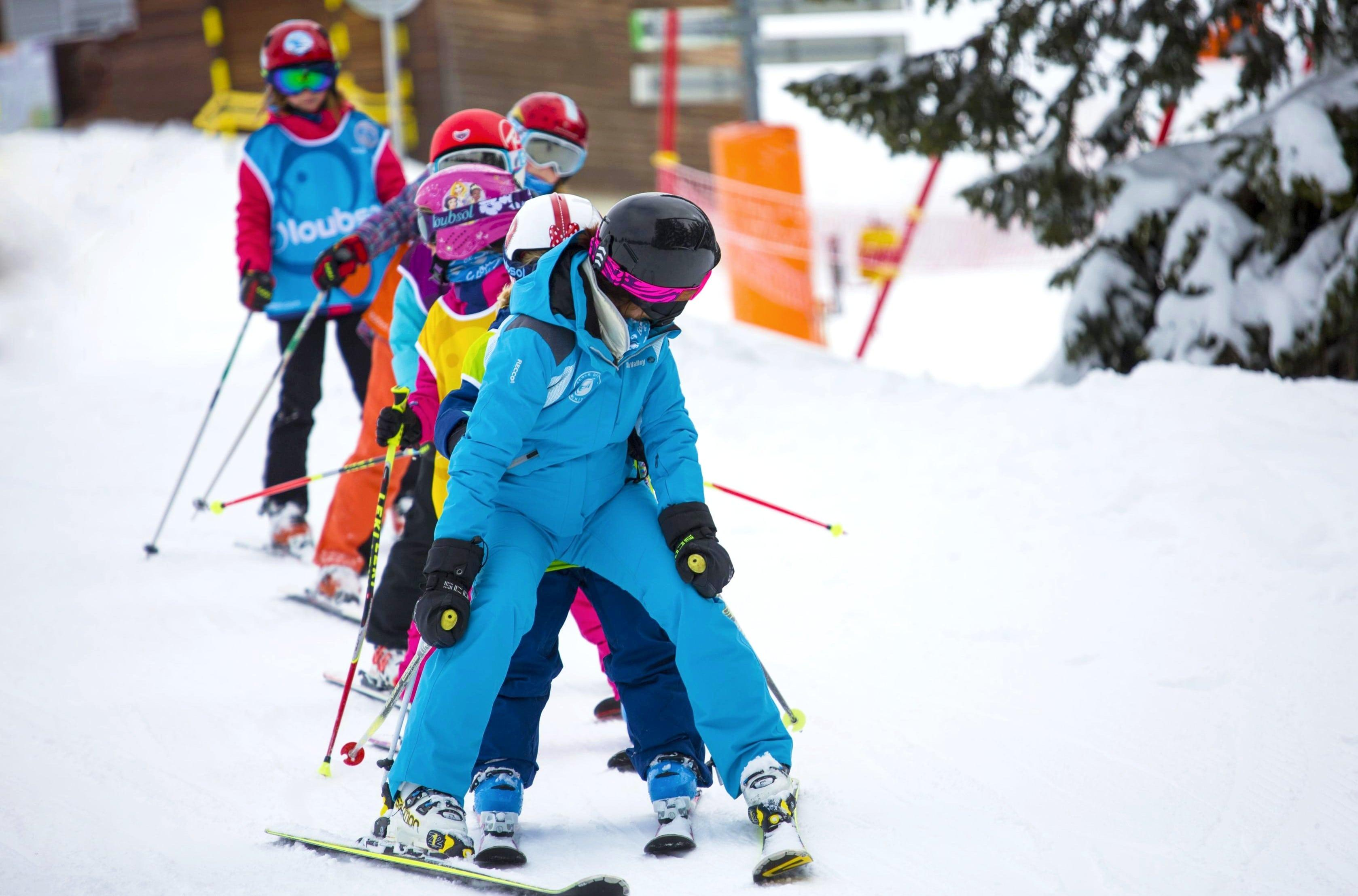 Cours de ski Enfants (4-13 ans) - Basse saison